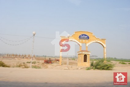 Zulfiqar Homes Hyderabad: Bungalows at Hyderabad Bypass