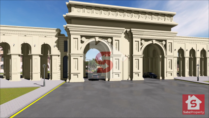 Canal Palms Luxury Housing Scheme Sargodha