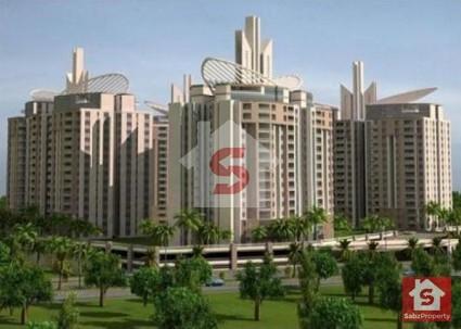 Burj-ul-Harmain – A prestigious apartment project in Karachi