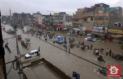 Excessive and unusual rains raising fears of floods & crop costs