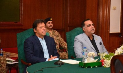 PM Imran announces Rs1.1 trillion package for Karachi infrastructure
