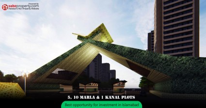 Al Makkah City - A Spectacular Addition to Islamabad's Real Estate Market