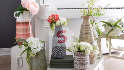 Beautiful trendy Vases to decor Your Home