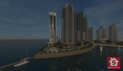 Marvelous & Luxury HMR Waterfront Project DHA Karachi
