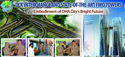 FWO Tower: DHA City Karachi all set to Welcome the Tallest Building of Pakistan