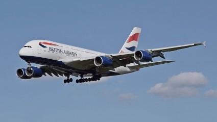 British Airways flight lands in Lahore following decades rest