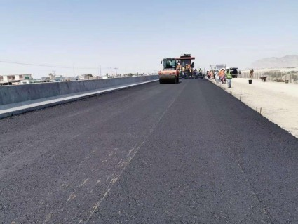 Eastbay Freeway Gwadar to be finished in October 2021