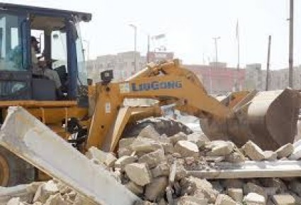 More than 400 illegal houses levelled in Korangi by KDA