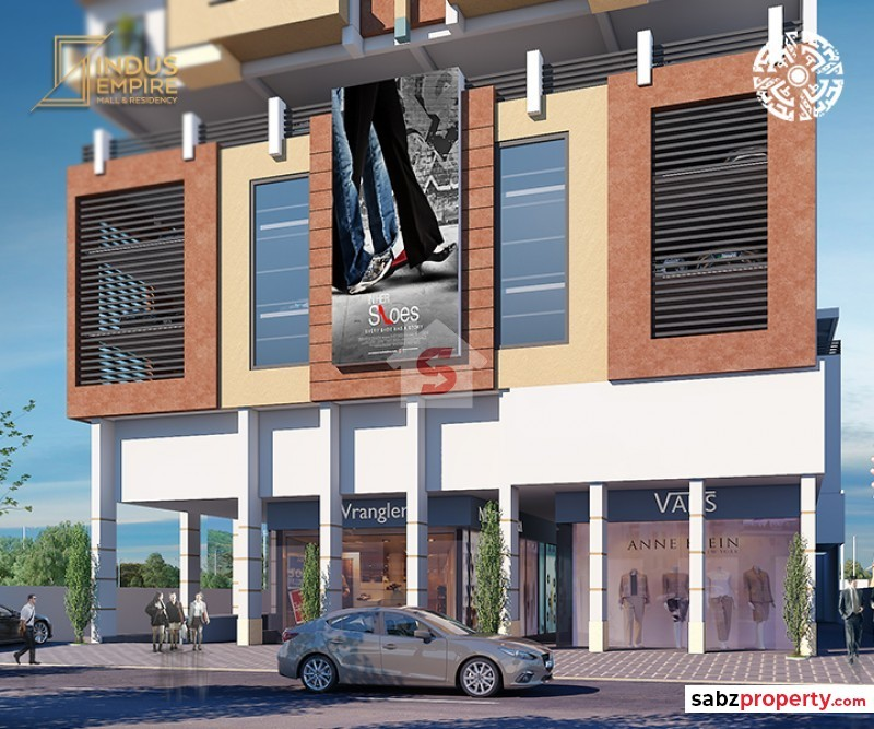 Property for Sale in Indus Empire, Indus Empire Mall & Residency, Indus Empire, Plot No 47, Theme Park Commercial, near Imtiaz Store, Bahria Town Karachi, Karachi, 75340, bahria-town-karachi-4168, karachi, Pakistan