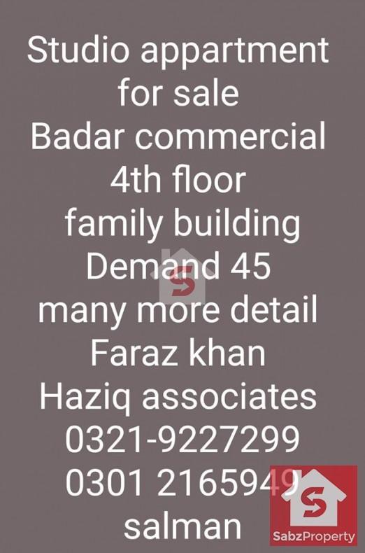 Property for Sale in Badar commercial, dha-badar-commercial-area-karachi-4143, karachi, Pakistan