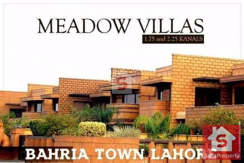 Property for Sale in Meadows Villas, bahria-town-lahore-safari-villas-5538, lahore, Pakistan