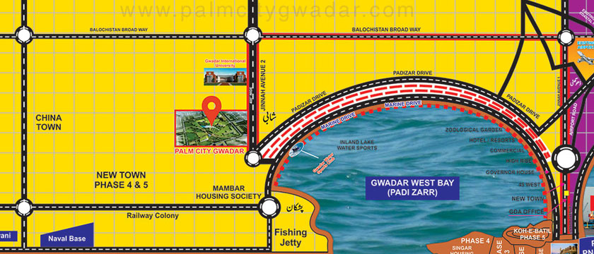 Palm City Gwadar Sabzproperty